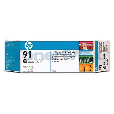 HP NO 91 INK PHOTO BLACK 775-ML